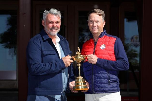 Golf - Ryder Cup 2016 : Les Etats-Unis, dos au mur…