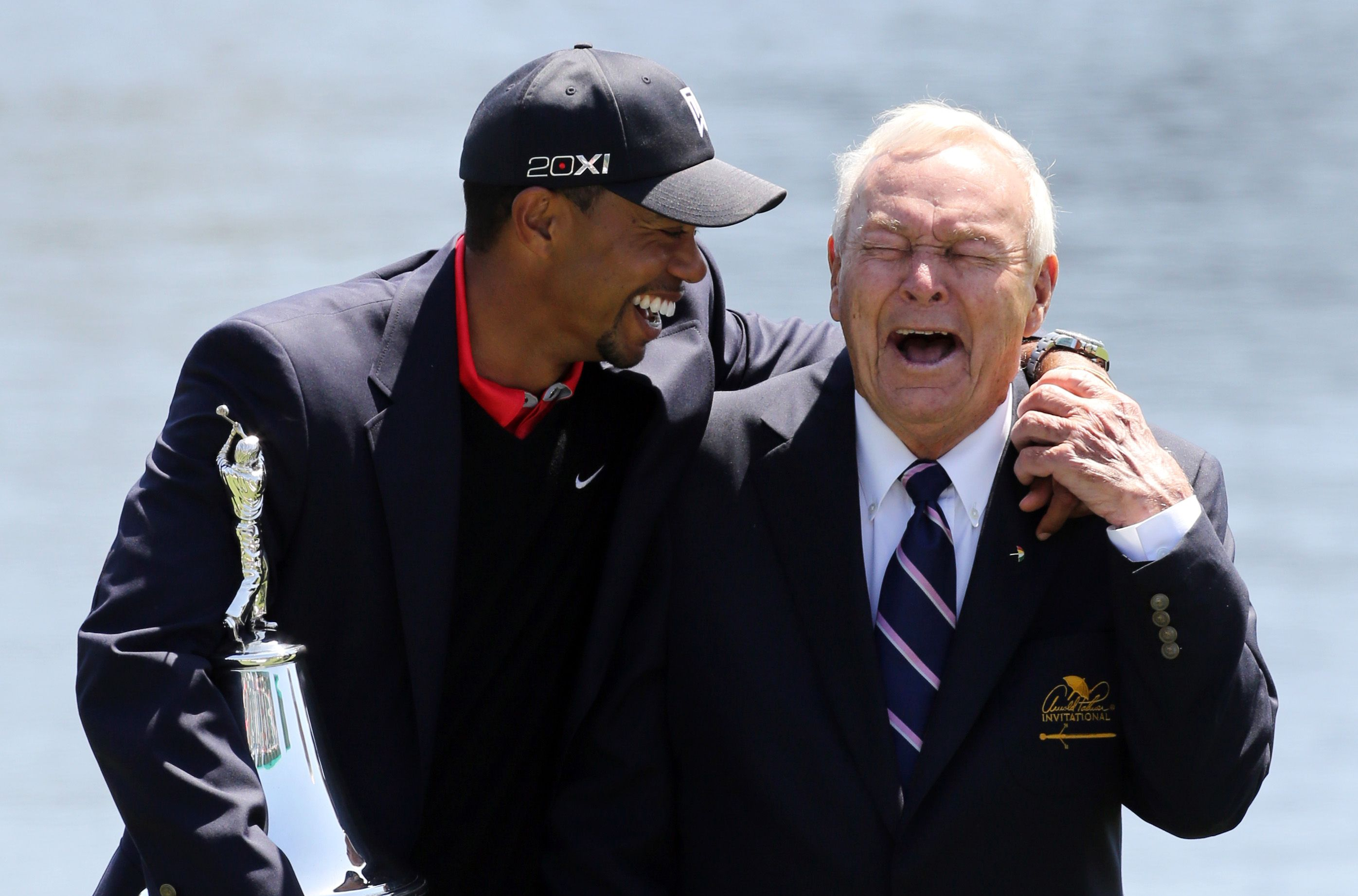 Golf - Tiger Woods : «Difficile d'imaginer le golf sans Arnold Palmer»