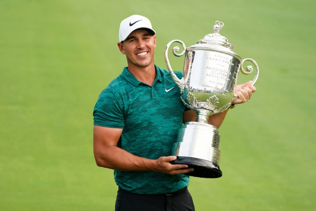 Golf - USPGA Championship : Brooks Koepka triple la mise en Majeur