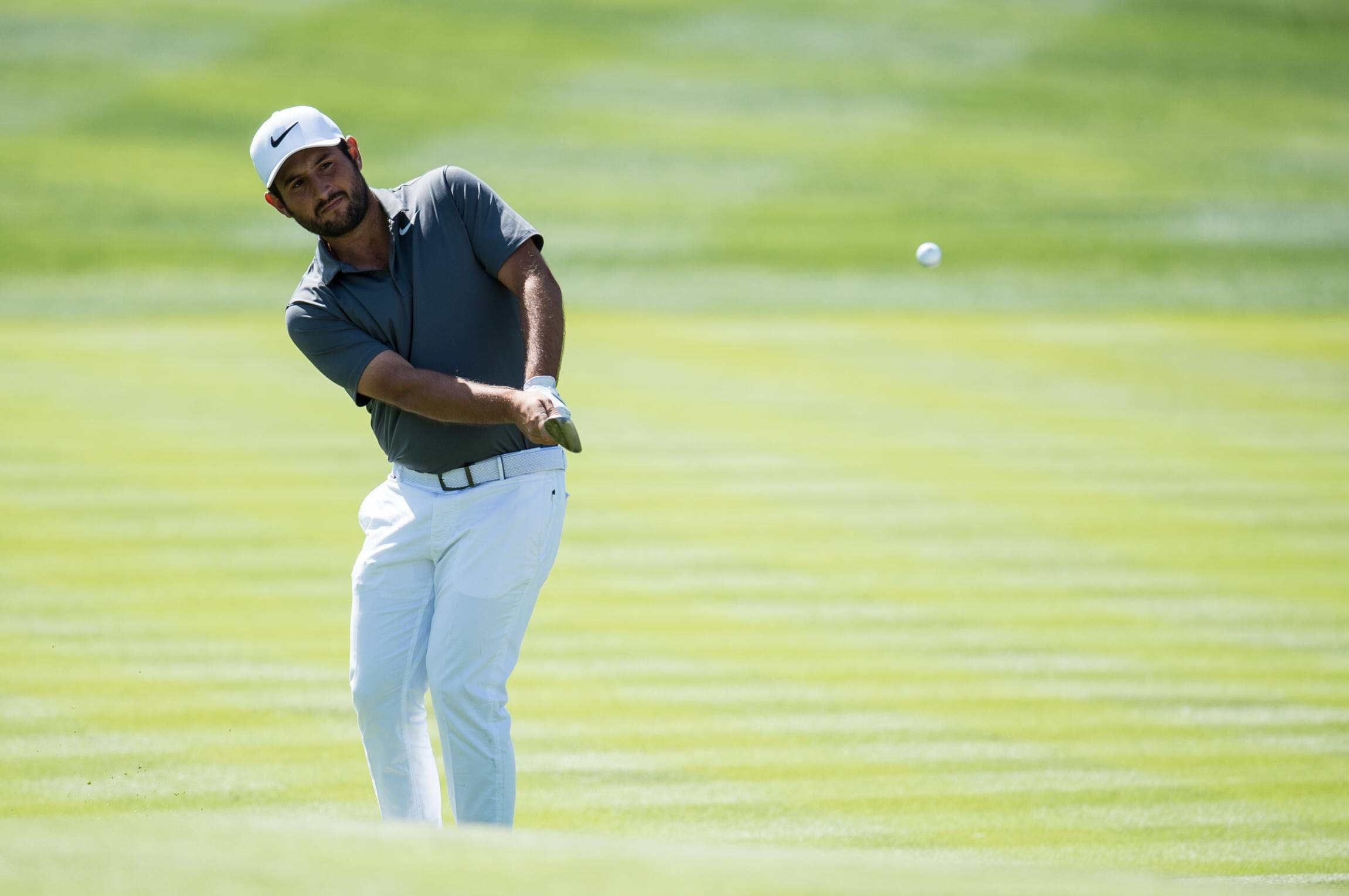 Golf -  Volvo China Open : Levy frappe très fort d'entrée