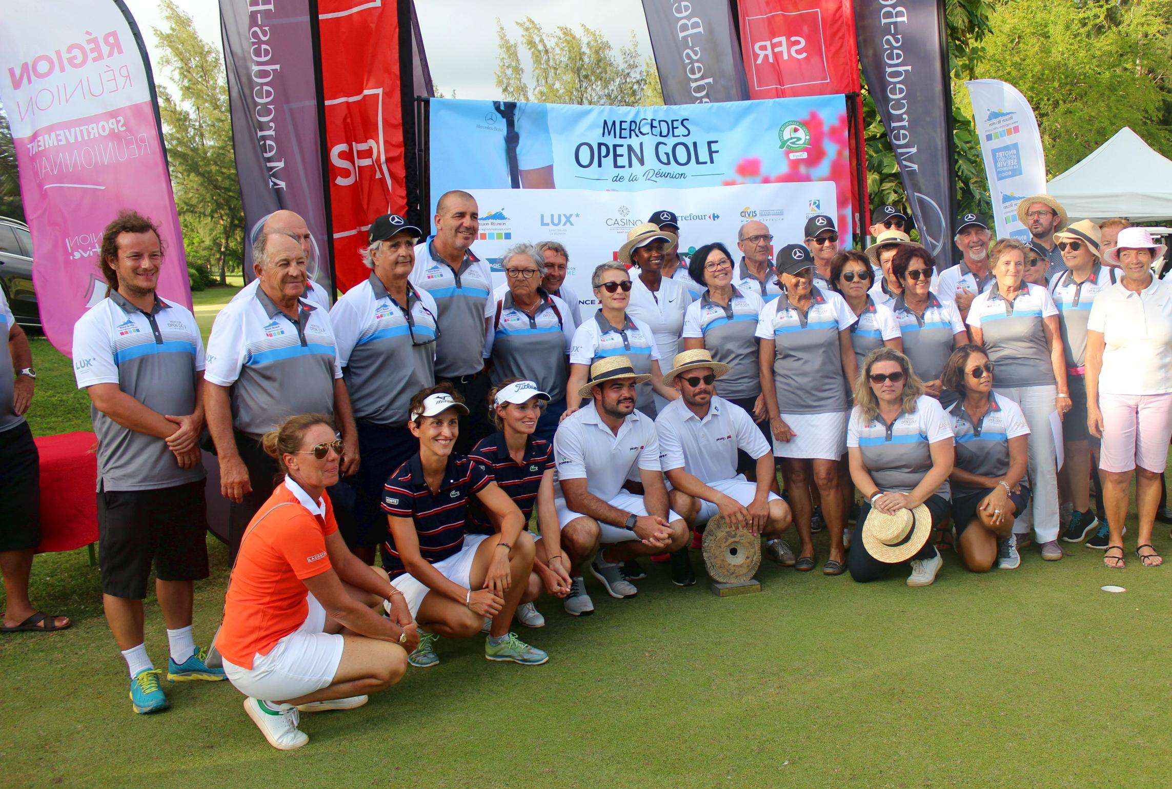 Golf - France - Internationaux de France de double: le grade de vainqueur pour Léonard Bem et Maxime Radureau