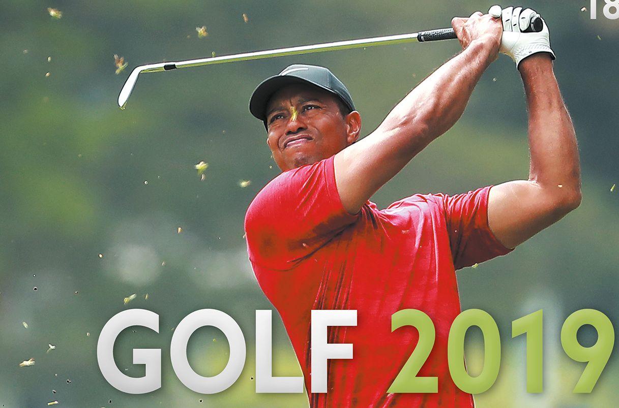 L'année du golf 2019, vu par Steven Boullé