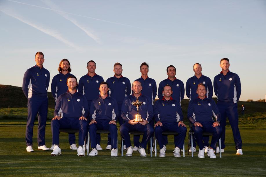 Golf - Ryder Cup - Europe: sept ex-lauréats ambitieux et cinq rookies talentueux