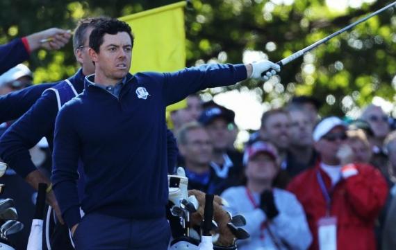 Golf - Ryder Cup - Ryder Cup 2016 : L'Europe limite la casse...