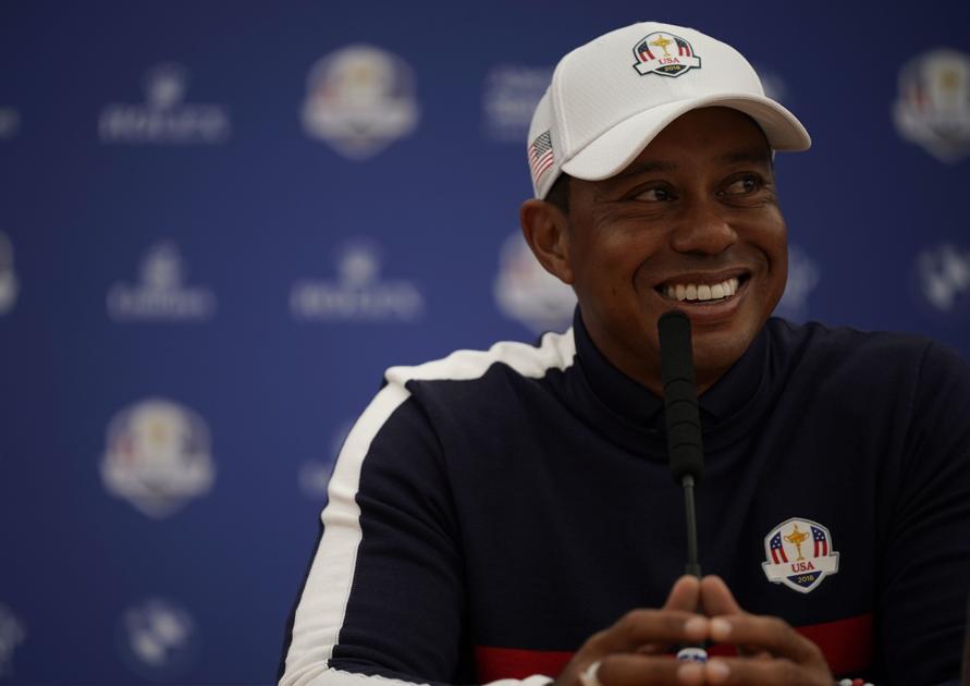 Golf - Ryder Cup - Woods: «Les jeunes n'avaient encore jamais vu le vrai Tiger»