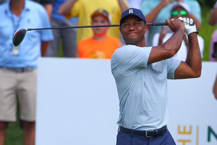 Golf - Tour américain - BMW Championship: Tiger Woods et les stars à la course au top 30