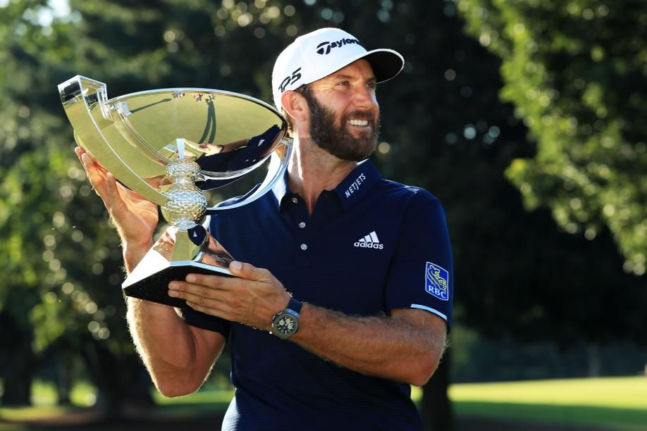 Golf - Tour américain - Dustin Johnson, l'indiscutable n°1