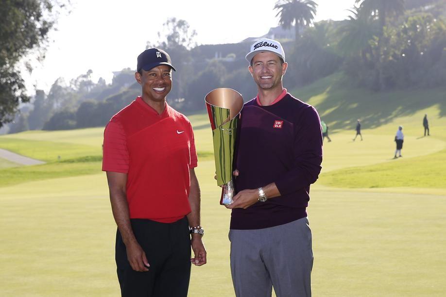 Golf - Tour américain - Genesis Invitational : Adam Scott vainqueur. Tiger Woods bon dernier