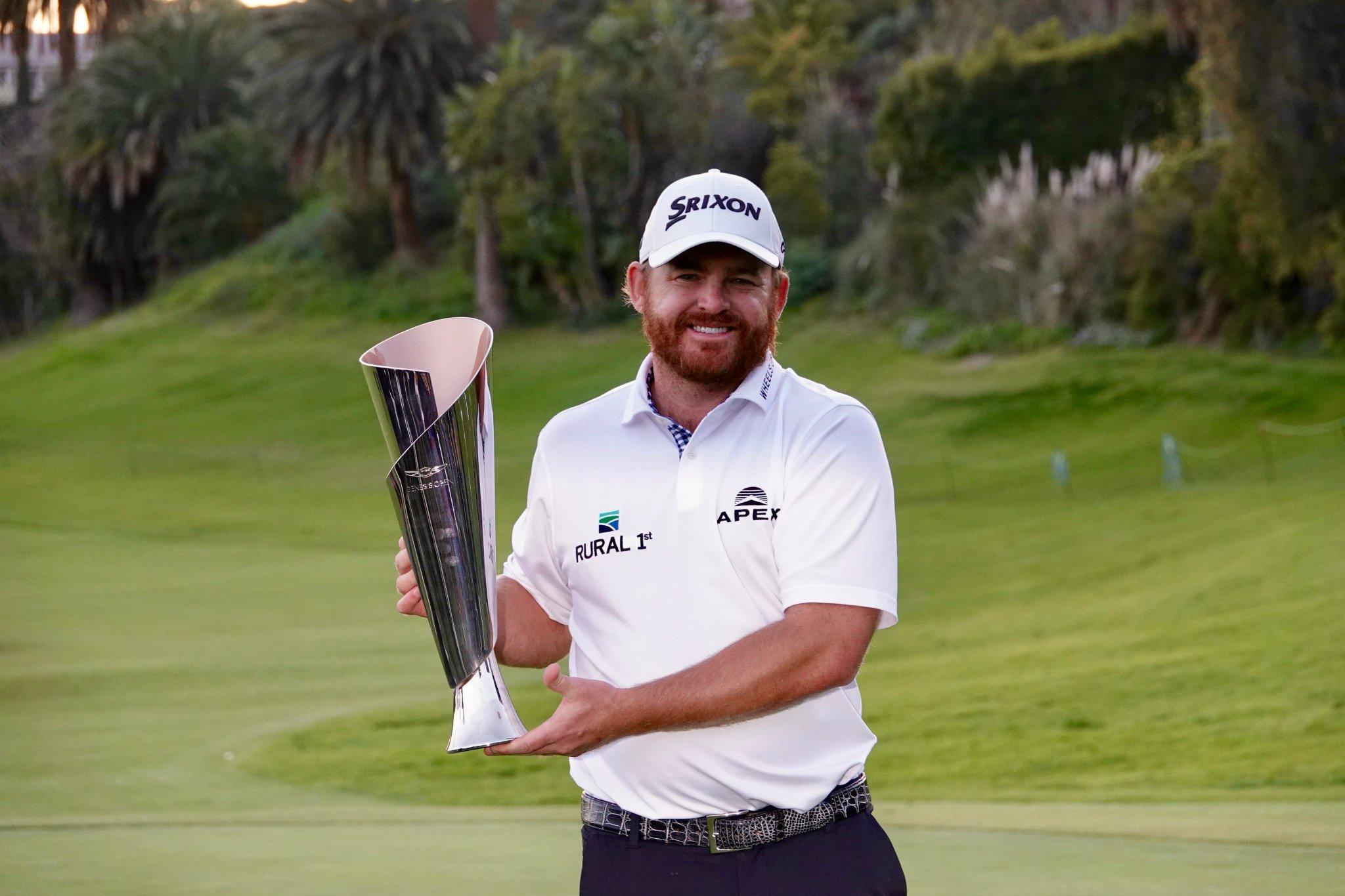 Golf - Tour américain - Genesis Open: J.B. Holmes gagne devant Justin Thomas, Tiger Woods y a cru