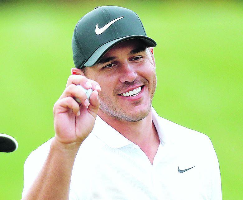 Golf - Tour américain - L'Américain Brooks Koepka nouveau n°1 mondial