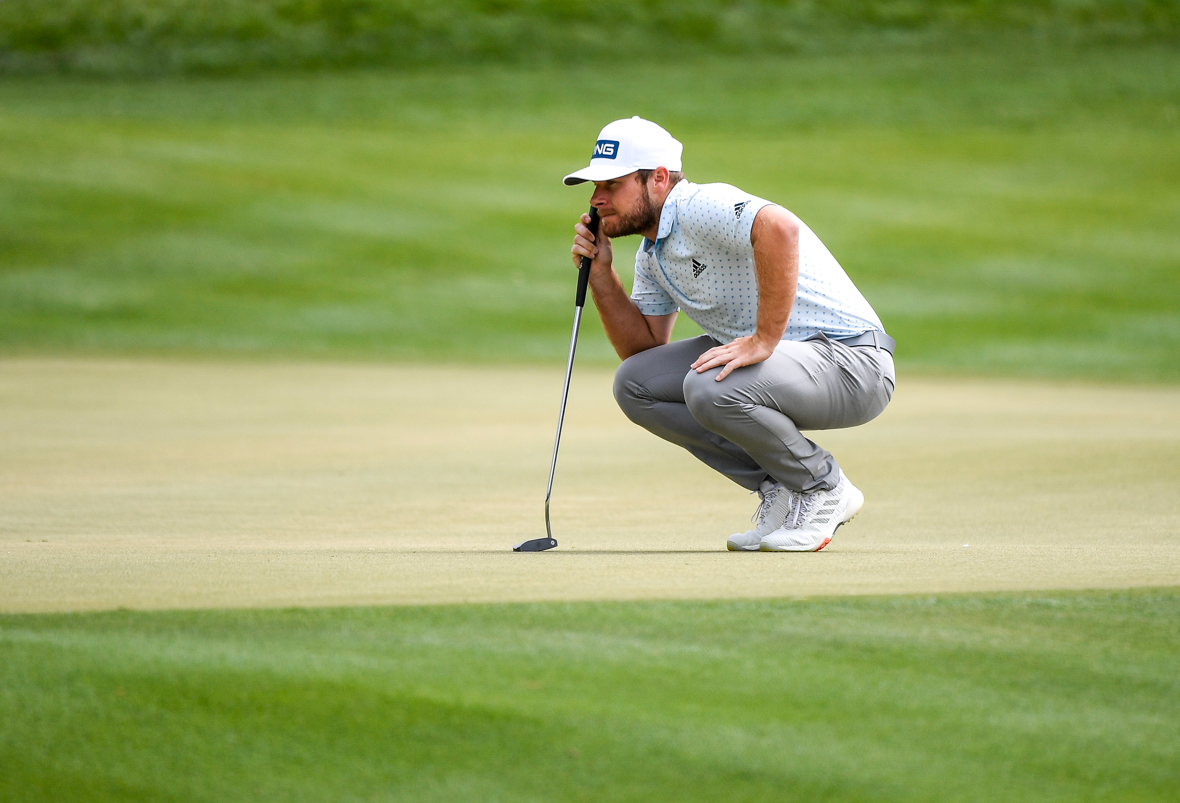 Golf - Tour américain - Le golf envisage une reprise des tournois le 21 mai et à huis clos