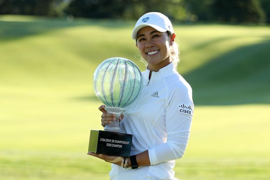 LPGA : Kang prive Boutier d'un second succès