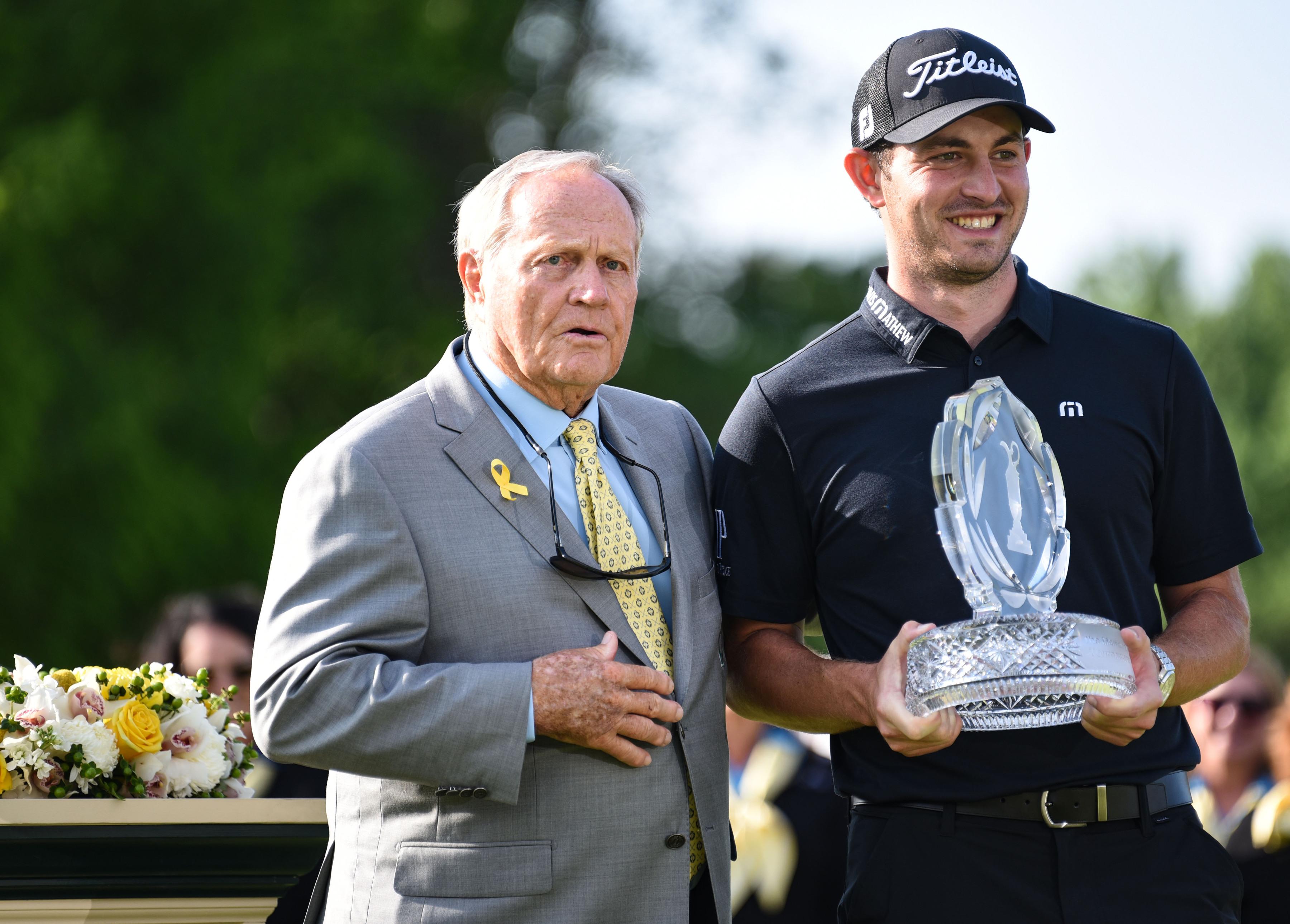 Golf - Tour américain - Memorial Tournament: un nouveau trophée pour Patrick Cantlay aux côtés de Jack Nicklaus