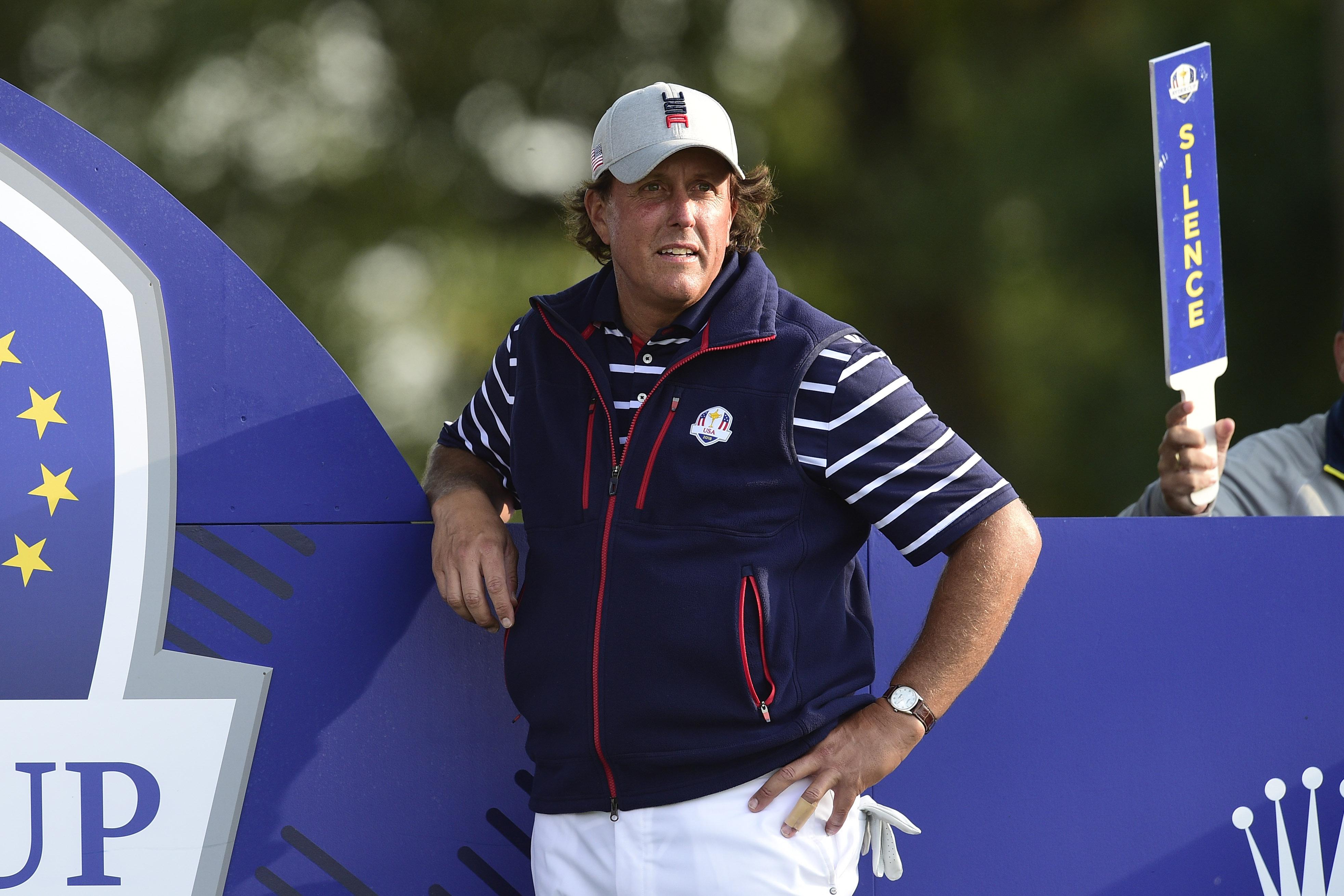 Golf - Tour américain - PGA Tour : Mickelson et Steele pour lancer la saison US