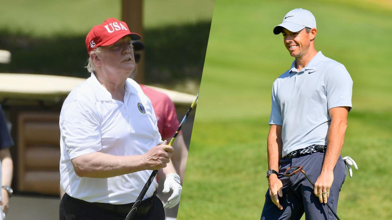 Golf - Tour américain - Quand McIlroy égratigne la politique de Donald Trump...