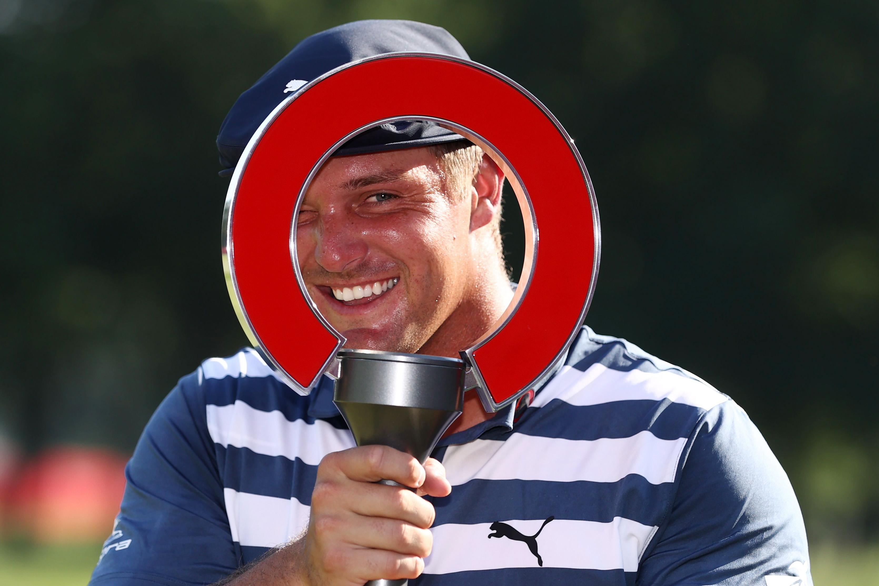Golf - Tour américain - Rocket Mortage Classic: Bryson DeChambeau remporte son bras de fer face à Matthew Wolff