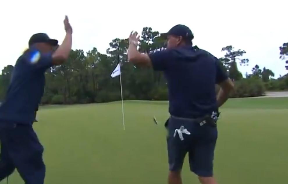 Golf - Tour américain - The Match, Champions for Charity: les plus beaux coups de la journée