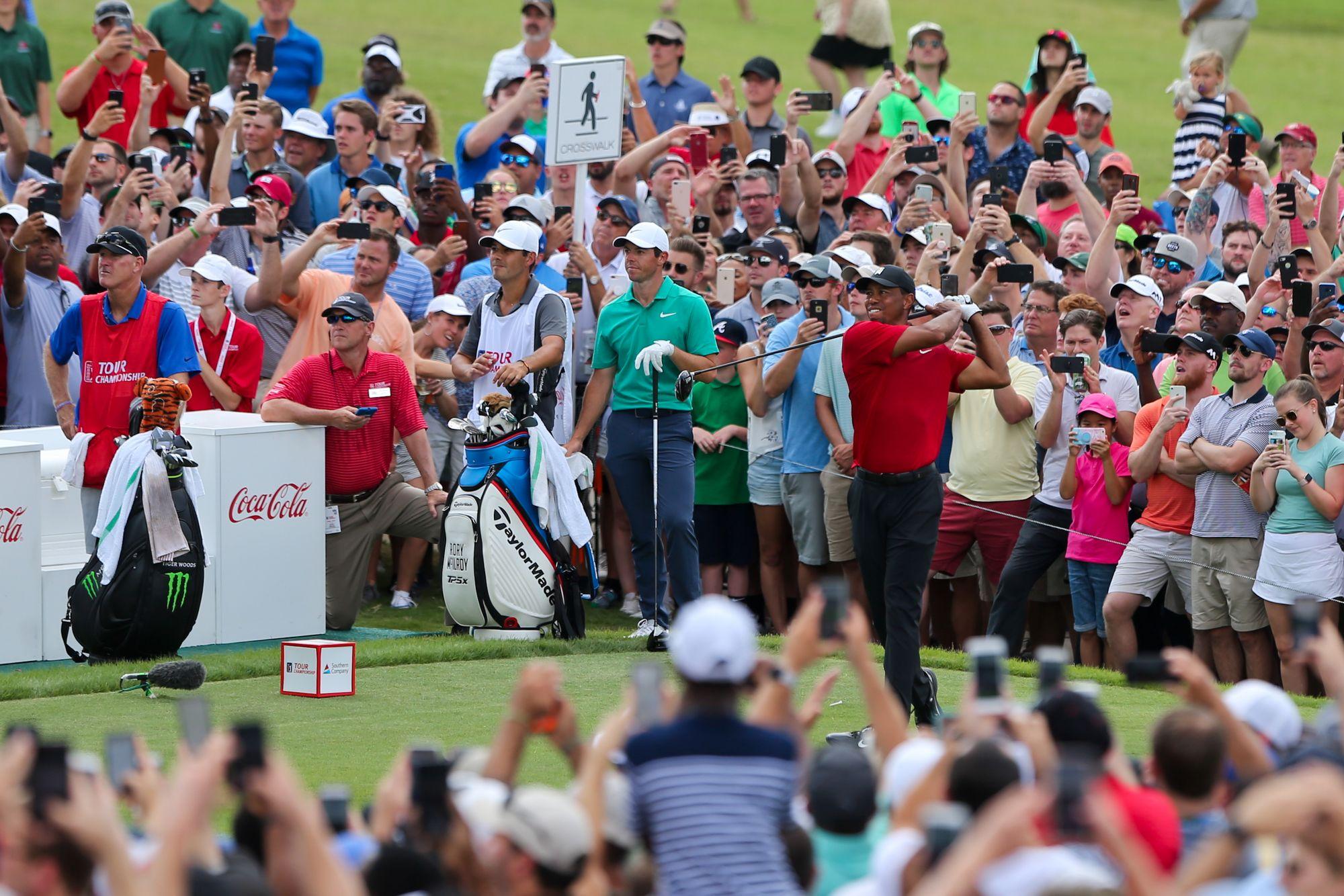 Golf - Tour américain - Tiger Woods lance sa saison à Torrey Pines