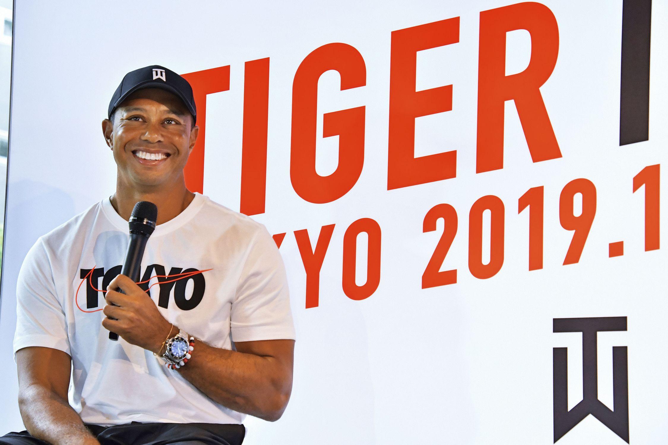 Golf - Tour américain - Tiger Woods lance sa saison au Japon...
