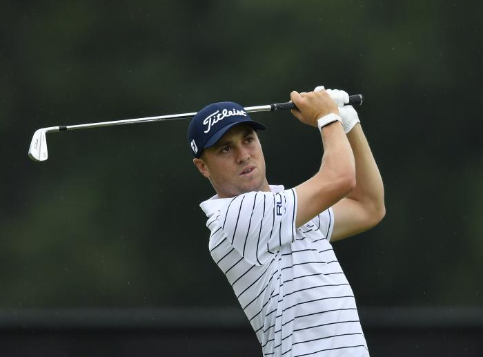Golf - Tour américain - Tour Championship: à la poursuite de Justin Thomas!