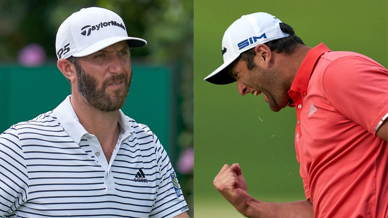 Golf - Tour américain - Tour Championship : Johnson et Rahm pour une première