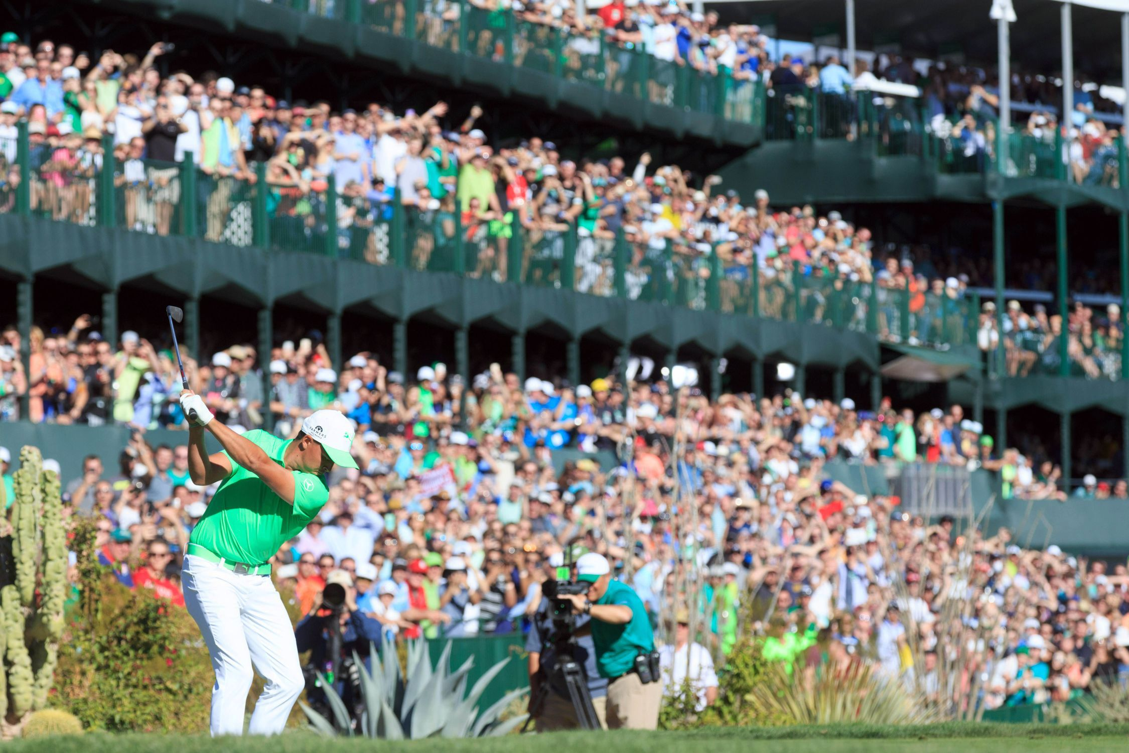 Golf - Tour américain - Waste Management Phoenix Open : le tournoi déjanté du PGA Tour