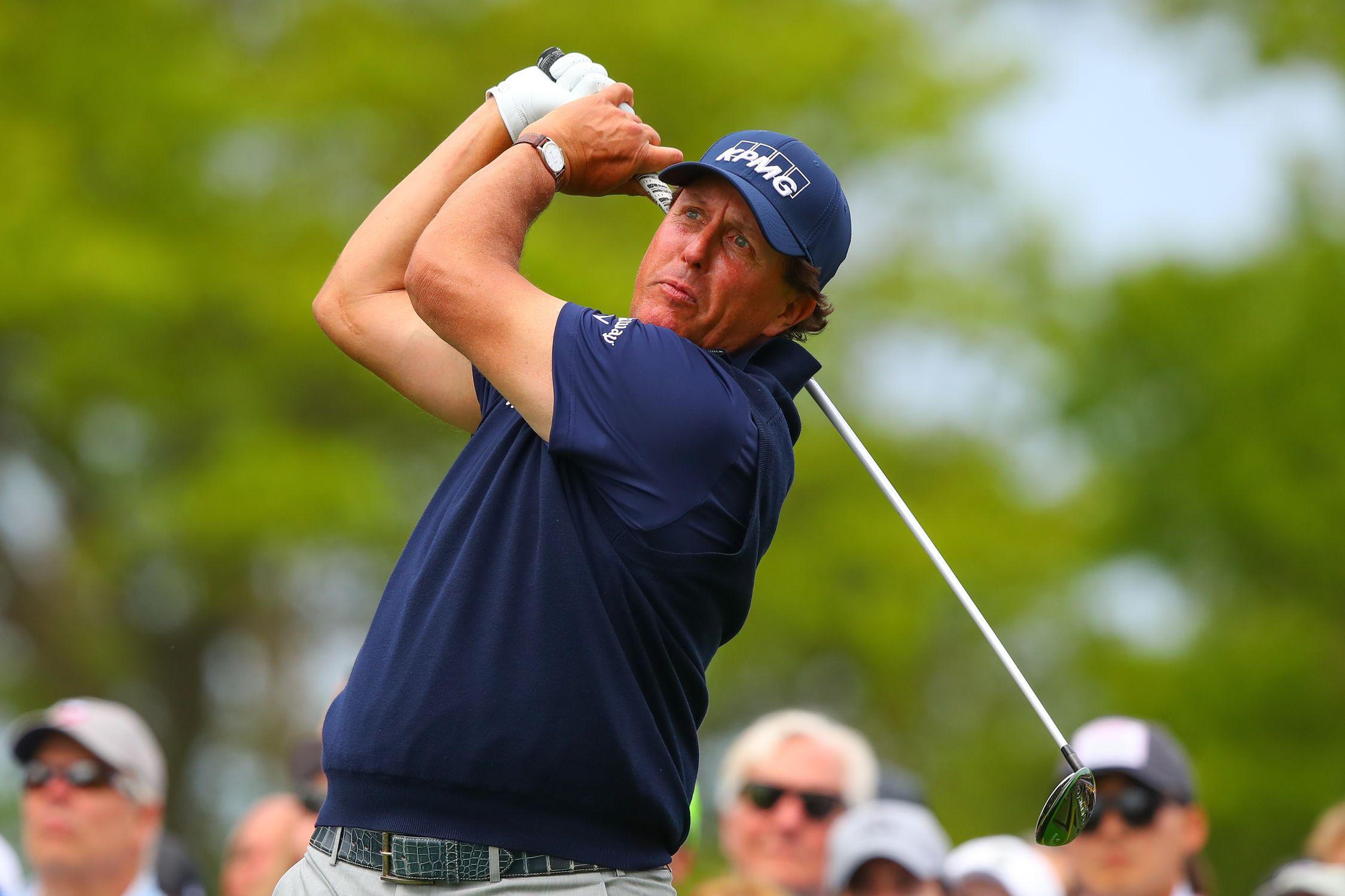 Golf - Tour américain - Phil Mickelson, hôte des lieux à La Quinta
