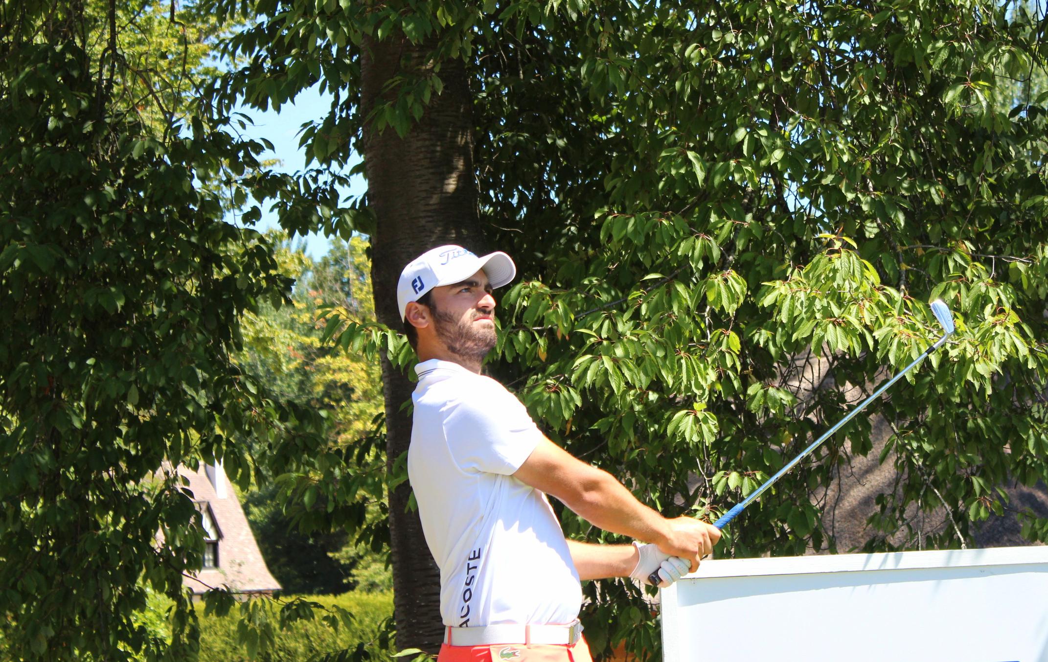 Golf - Tour européen - AfrAsia Bank Mauritius Open: Antoine Rozner prend la main avant le dernier tour
