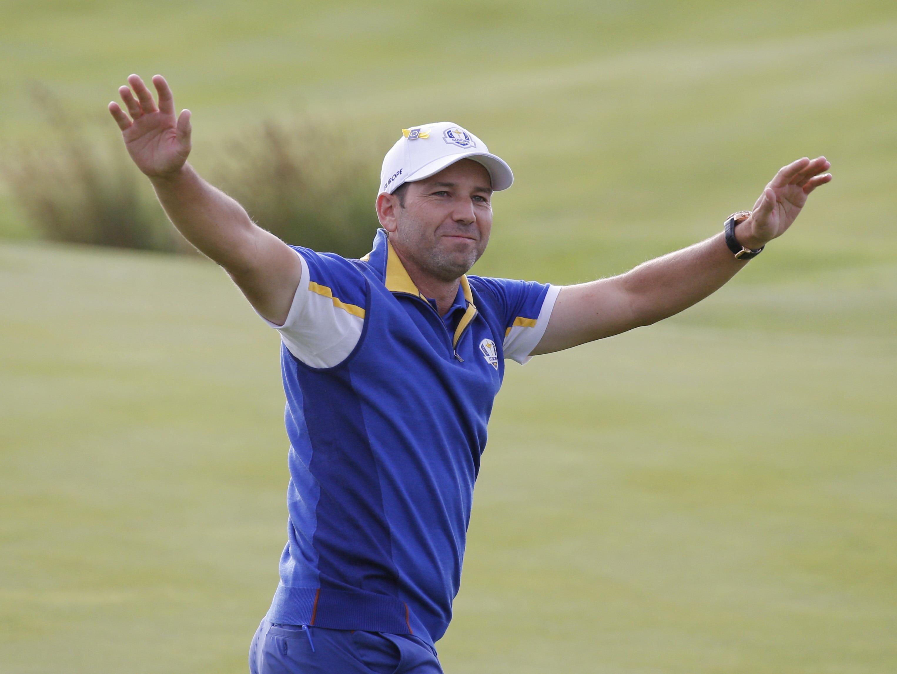 Golf - Tour européen - Andalucia Masters : jamais deux sans trois pour Garcia…