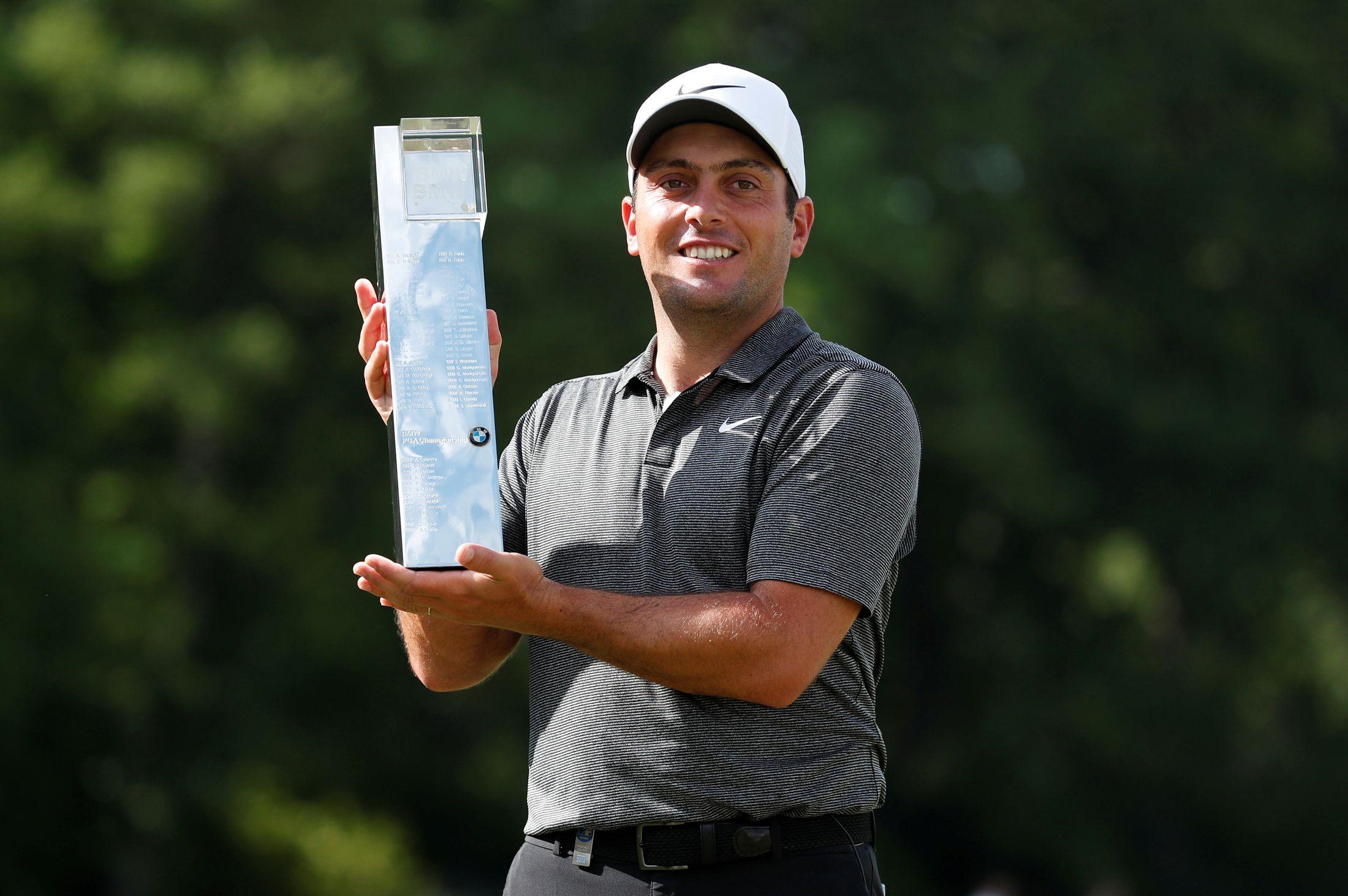 Golf - Tour européen - BMW PGA Championship : un plateau en or massif