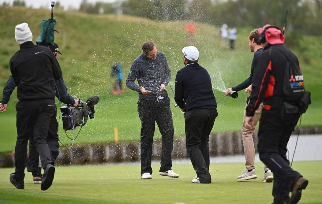 Golf - Tour européen - Colsaerts : « C'est génial et très spécial de gagner en France »