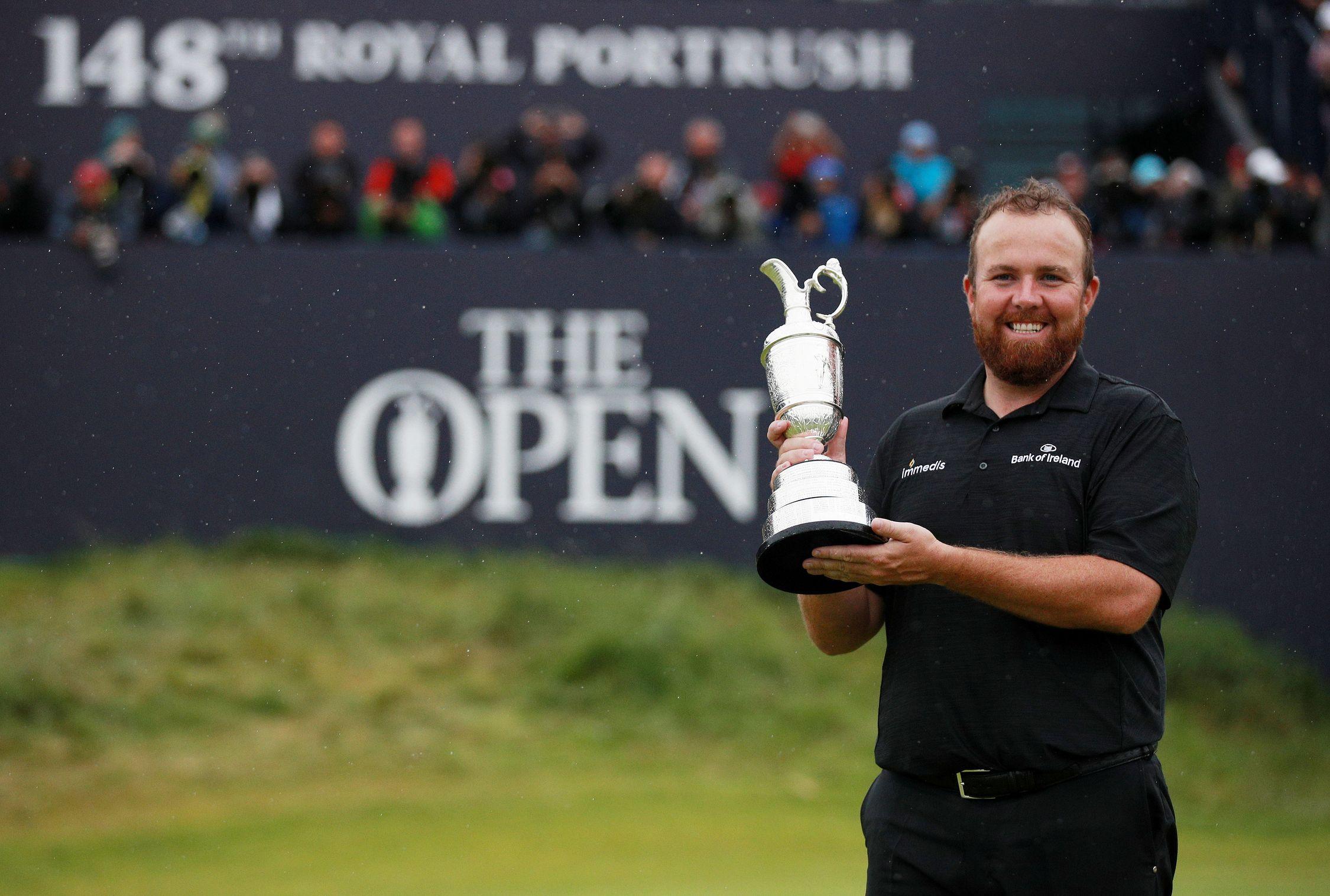 Golf - Tour européen - Irish Open : sans Jon Rahm mais avec Shane Lowry