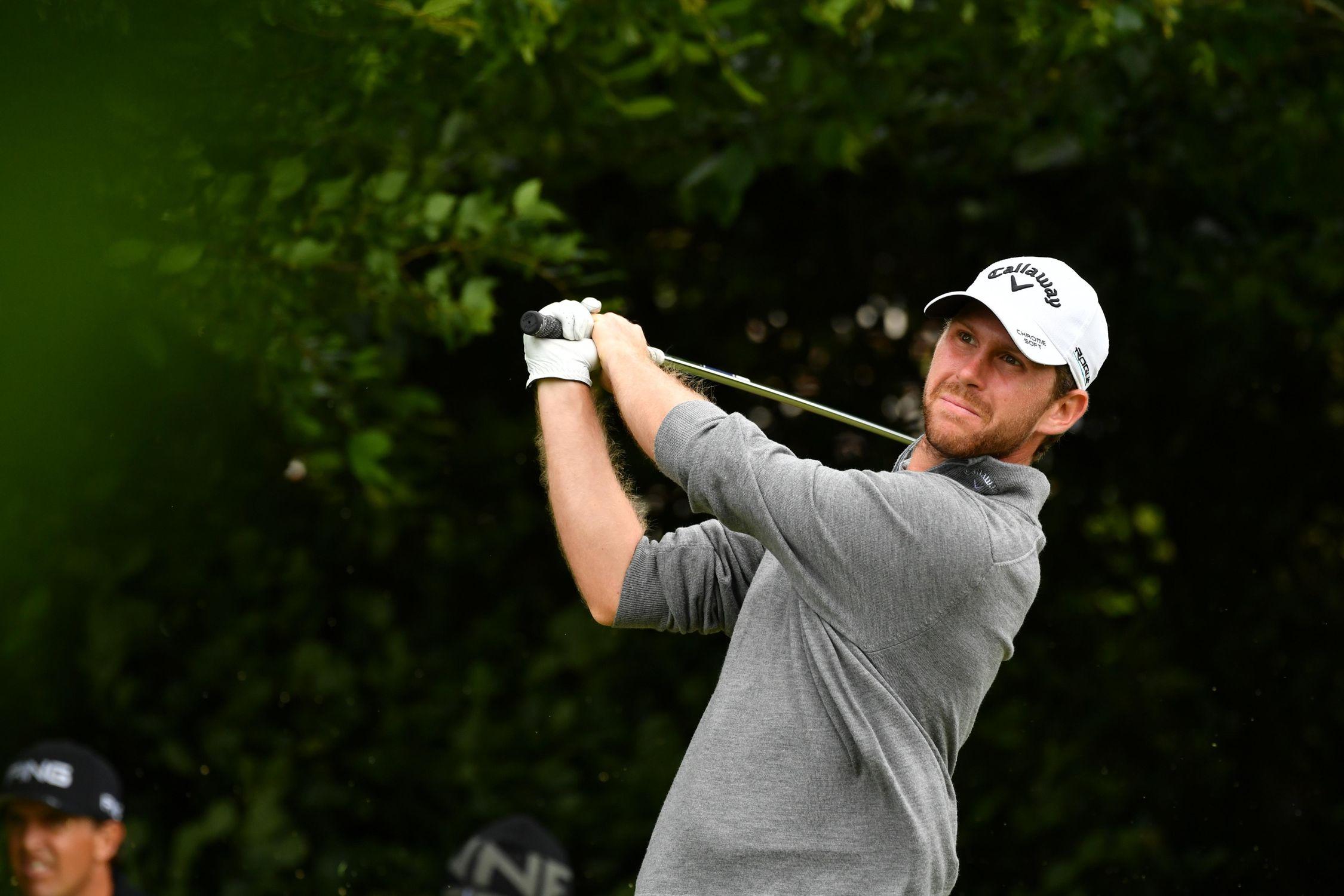 Golf - Tour européen - ISPS Handa Vic Open : Sciot-Siegrist mène le bal à mi-parcours