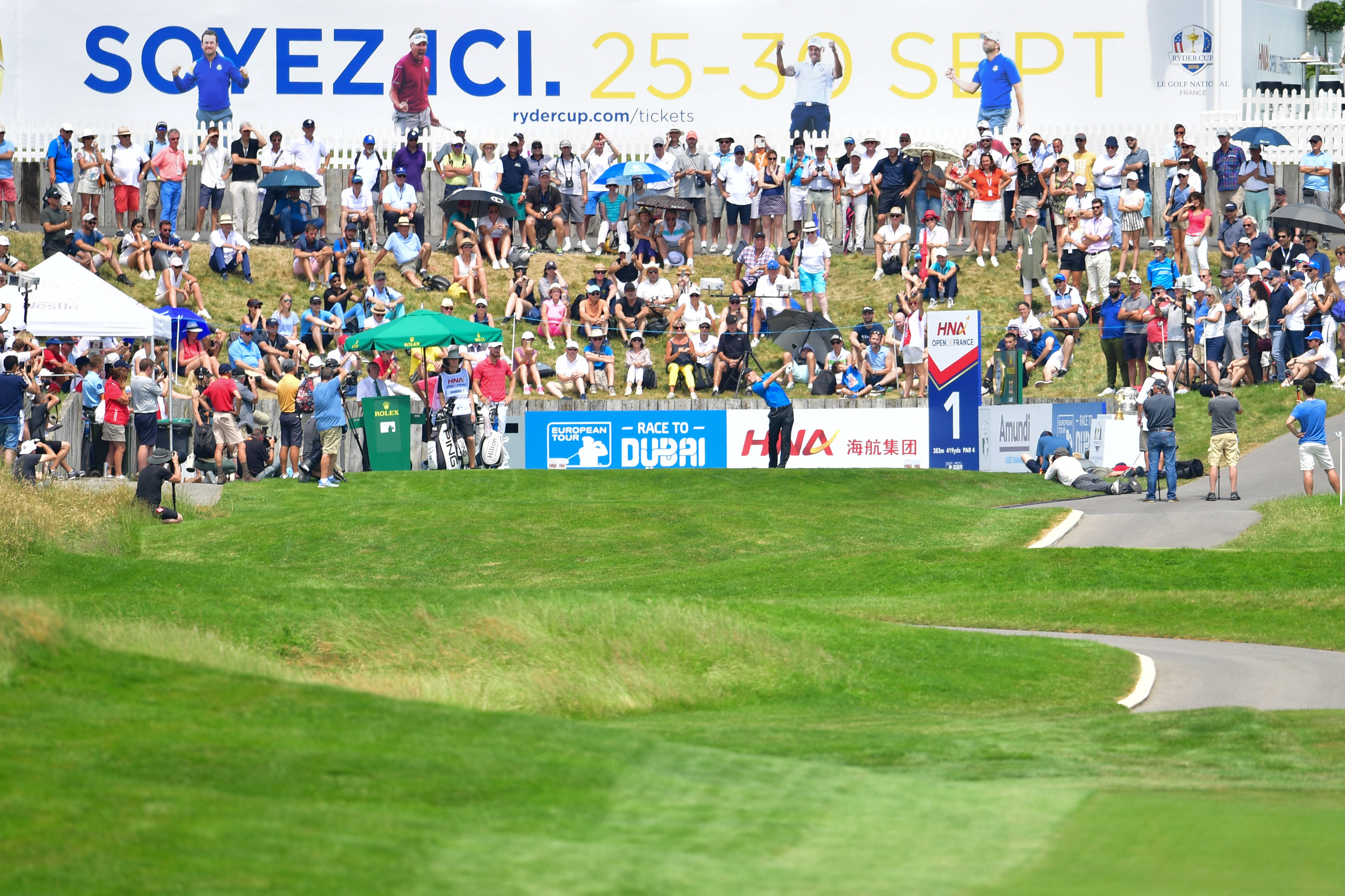 L'Open de France 2020 aura lieu au Golf National