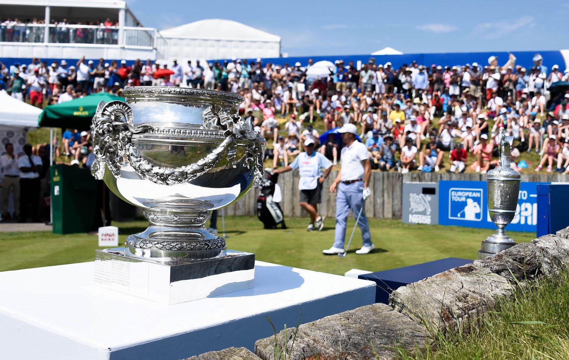 Golf - Tour européen - L'Open de France de golf officiellement annulé