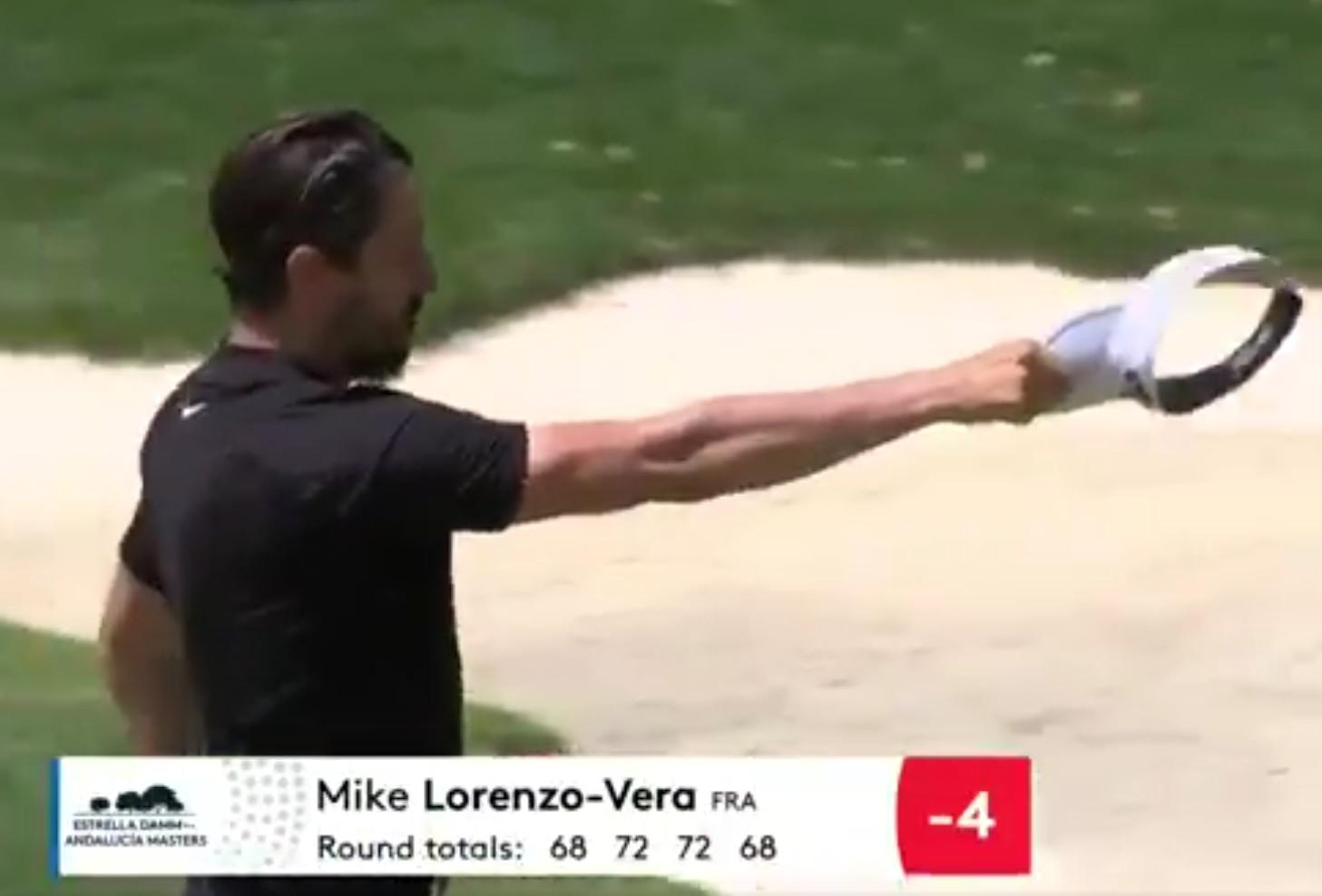 Golf - Tour européen - Le putt longue distance qui offre une place au British Open à Mike Lorenzo-Vera (Vidéo)