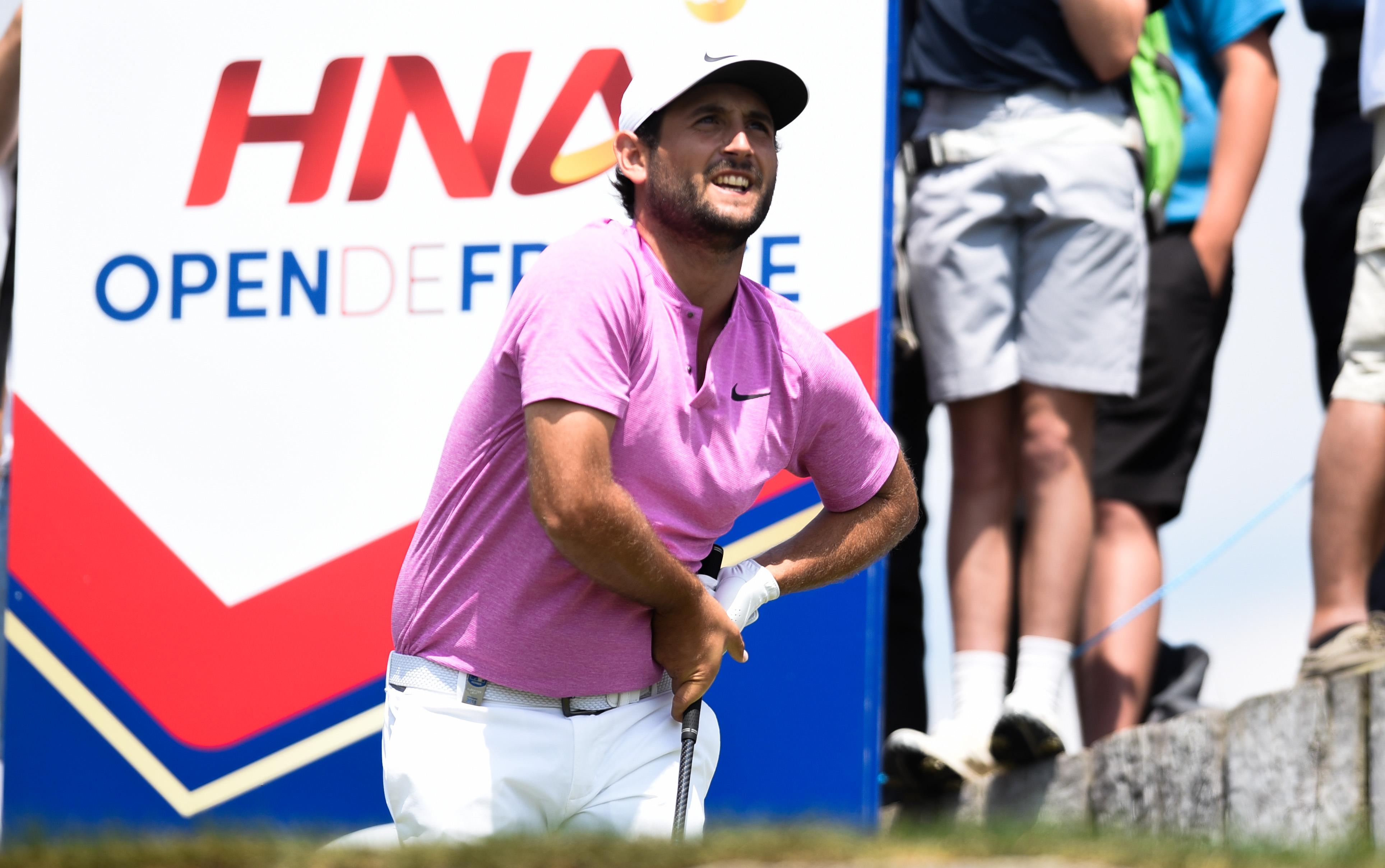 Golf - Tour européen - Alexander Levy, le maudit