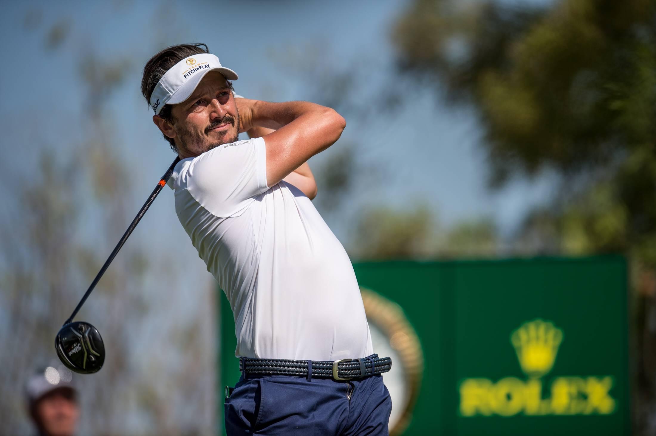 Golf - Tour européen - Mike Lorenzo-Vera : «Déplacer l'Open de France en octobre, c'est dégueulasse de la part du tour européen !»