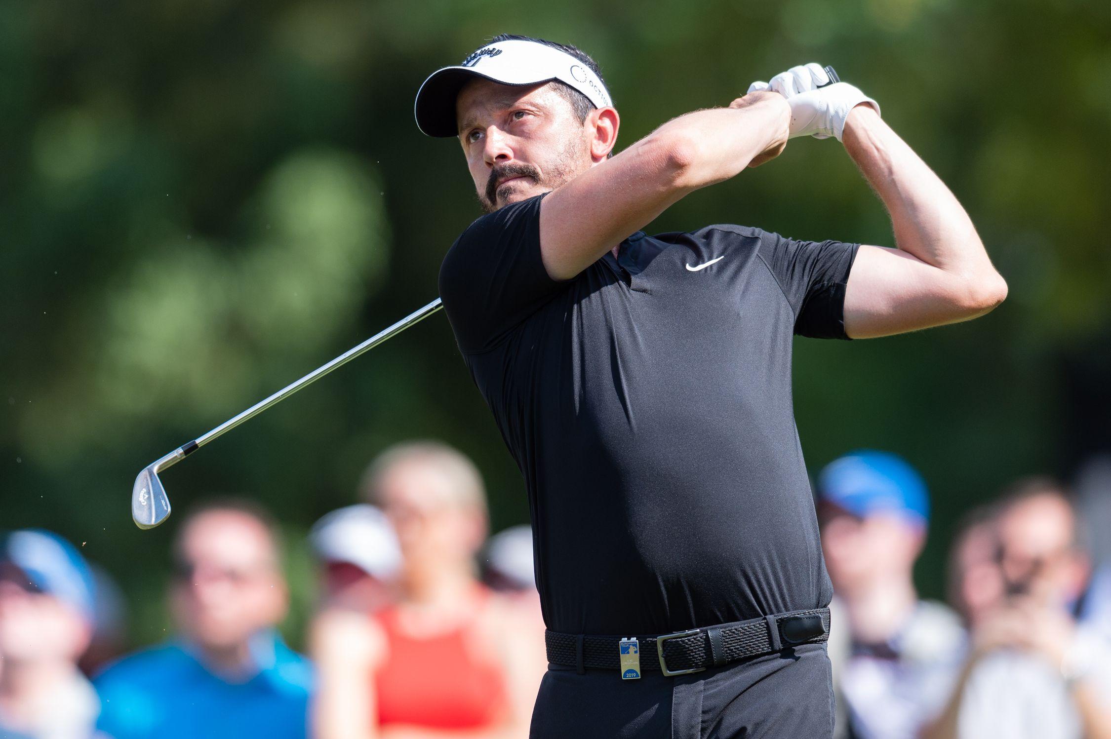 Golf - Tour européen - Mike Lorenzo-Vera : « Je n'ai pas le droit d'être déçu par le report des Jeux de Tokyo »