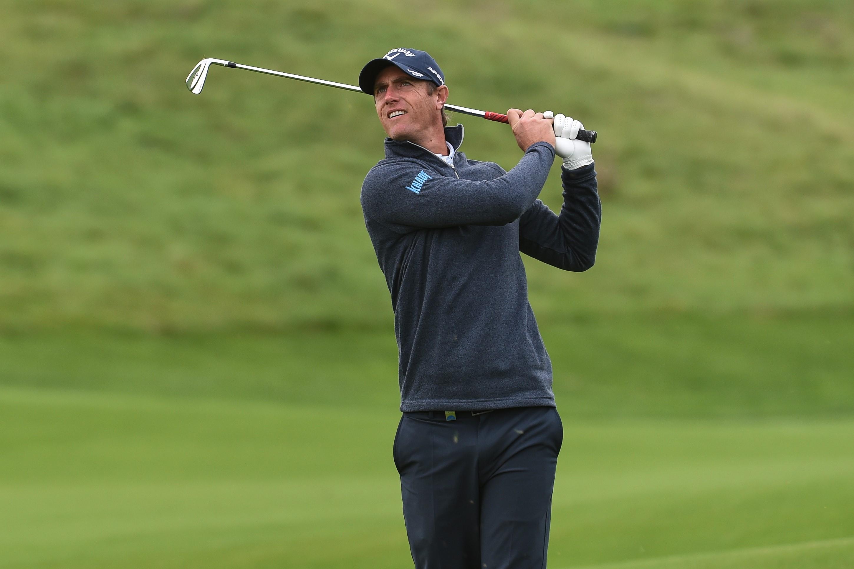 Golf - Tour européen - Open de France : Colsaerts et Coetzee dans le vent au Golf National