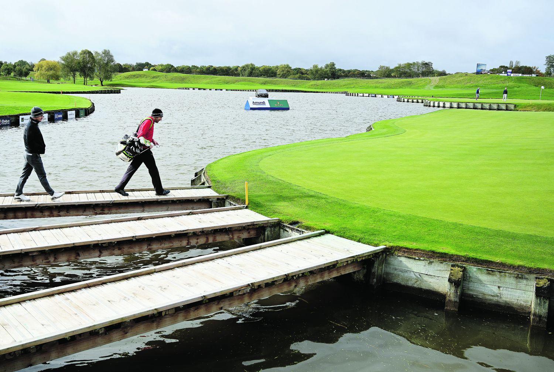 Golf - Tour européen - Open de France de golf : En attendant le retour des beaux jours...