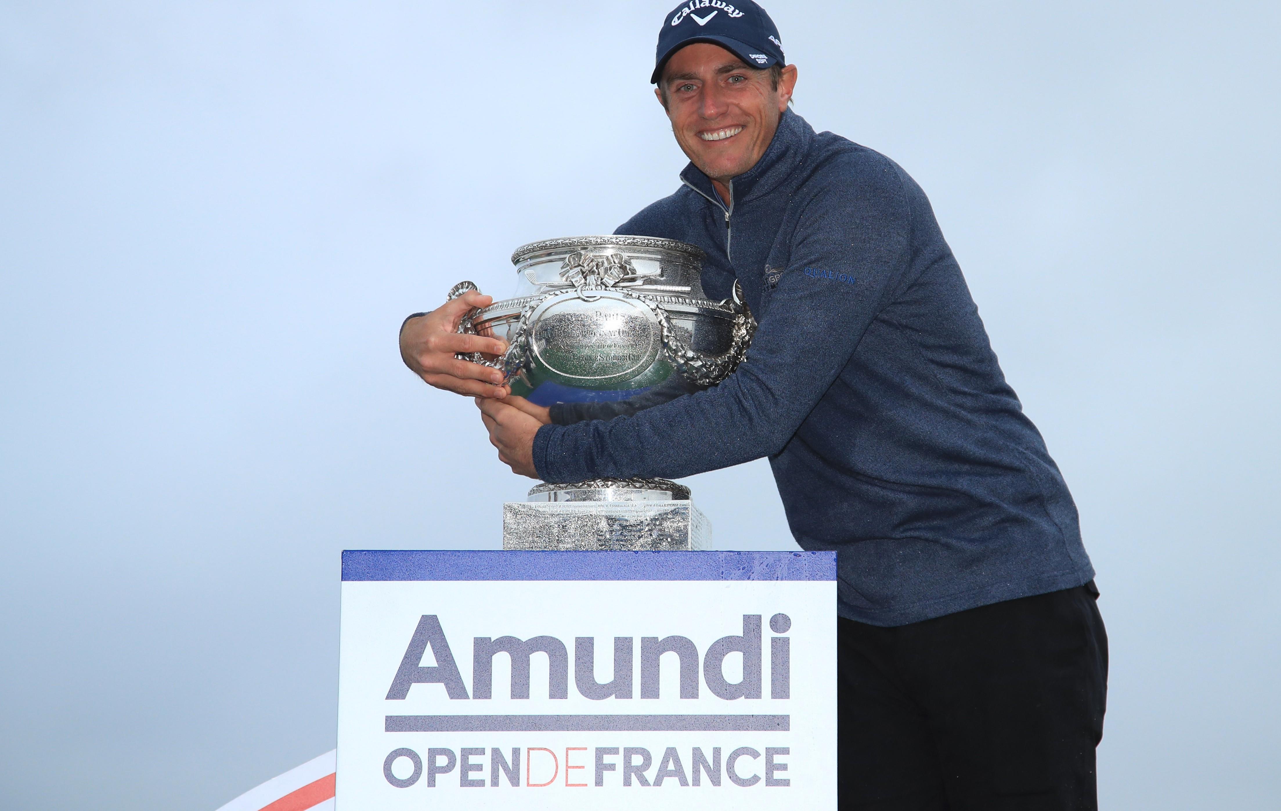 Golf - Tour européen - Open de France : l'Albatros sourit enfin à Nicolas Colsaerts