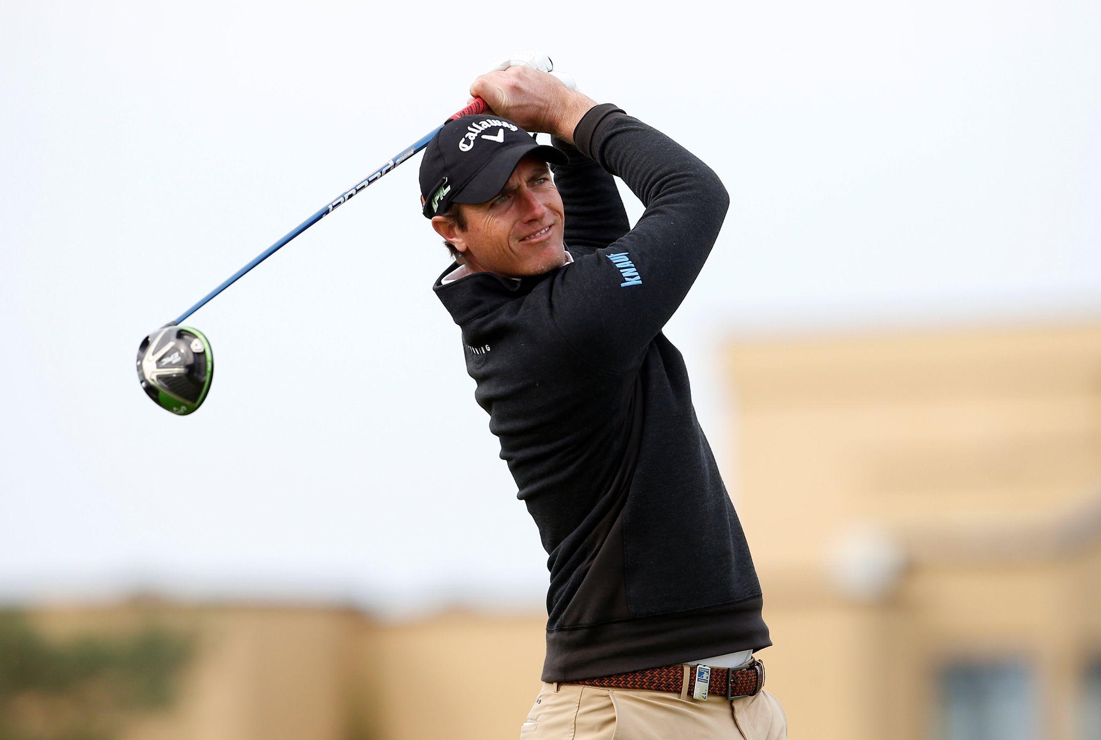 Golf - Tour européen - Open de France : Nicolas Colsaerts prend une option