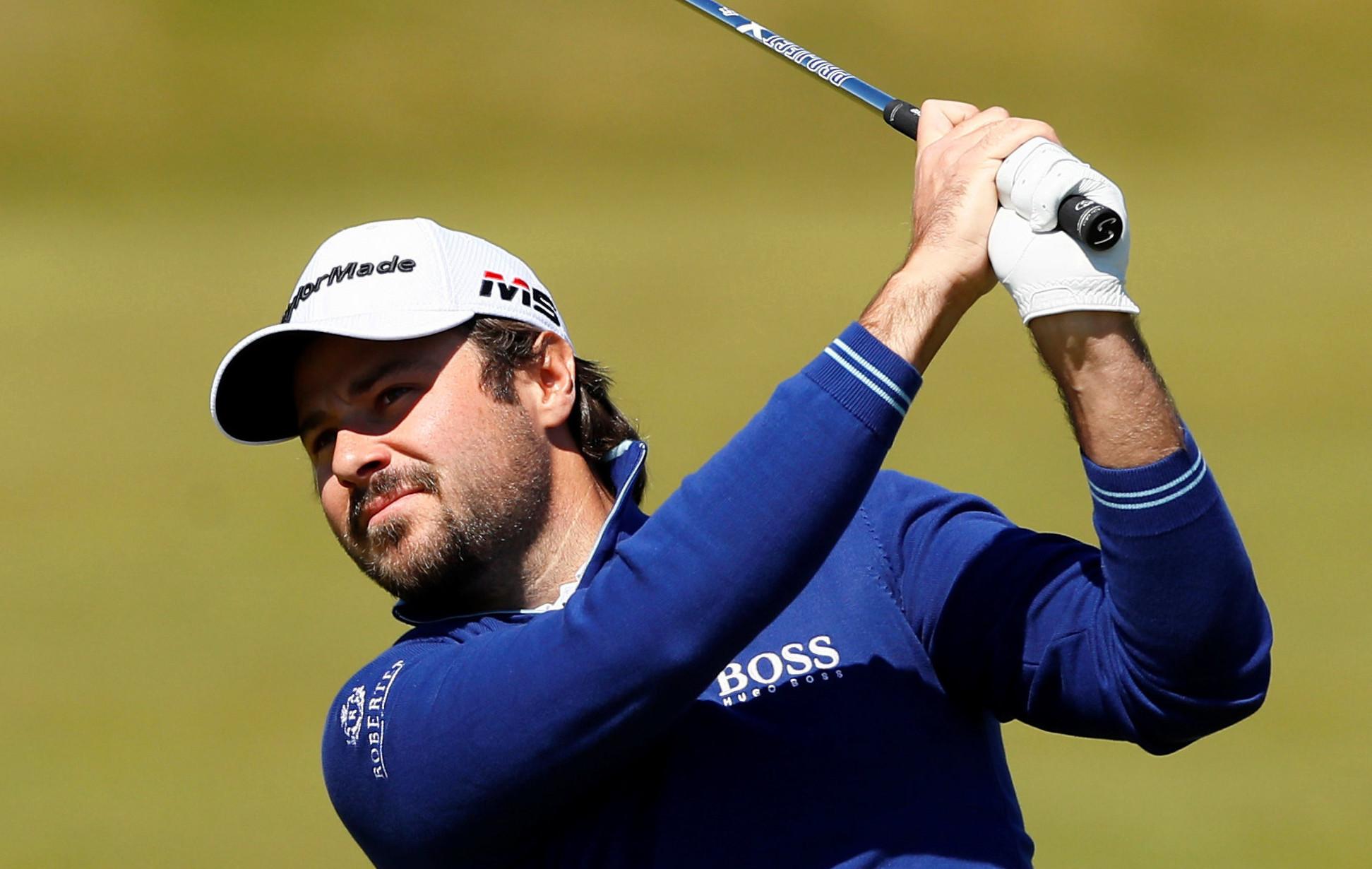 Golf - Tour européen - Saudi International: au tour de Victor Dubuisson de briller, derrière Graeme McDowell