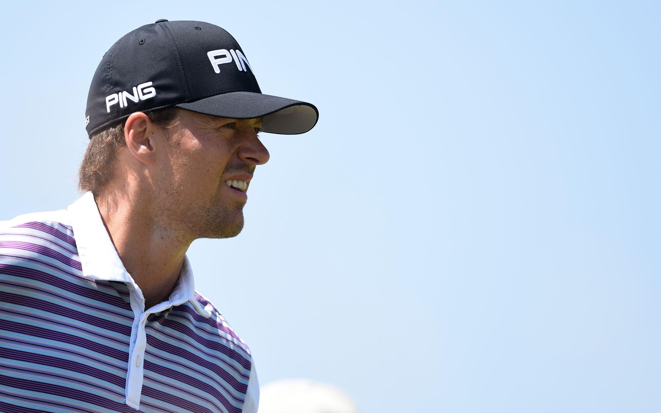 Golf - Tour européen - Saudi International : Victor Perez, c'est pour l'instant lui le patron