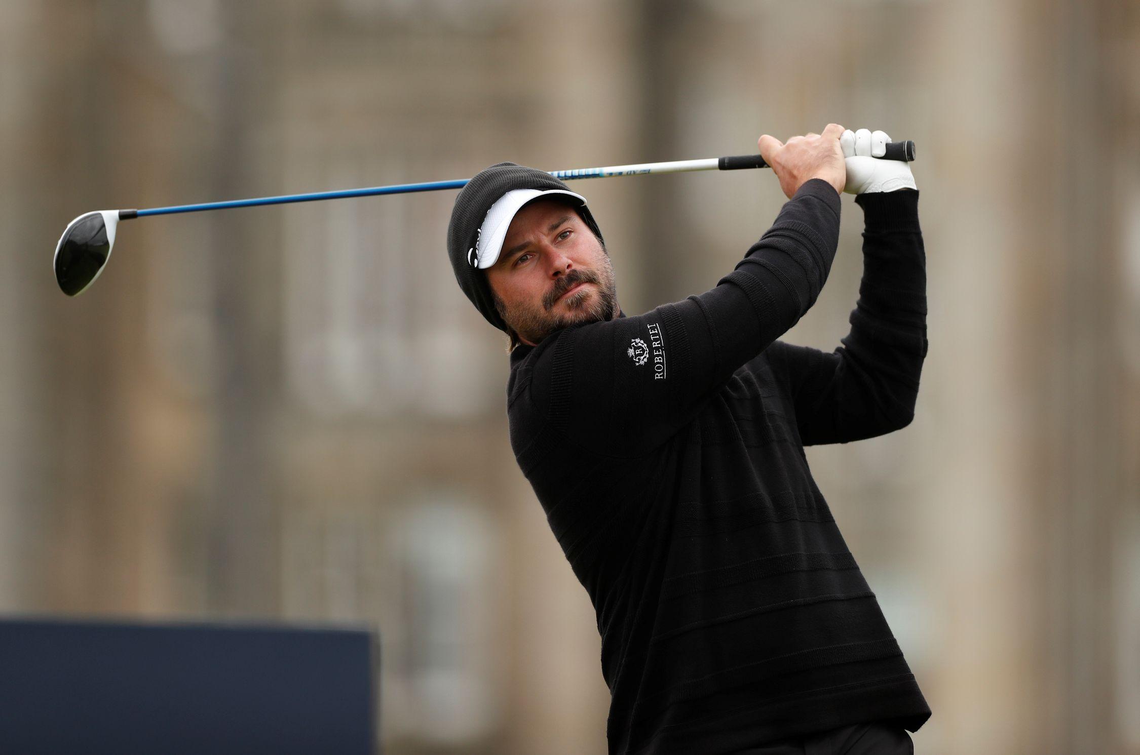 """Golf - Tour européen - Victor Dubuisson : """"les fairways du National, c'est Augusta !"""""""