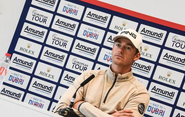Golf - Tour européen - Victor Pérez : « C'est important de jouer son Open national »