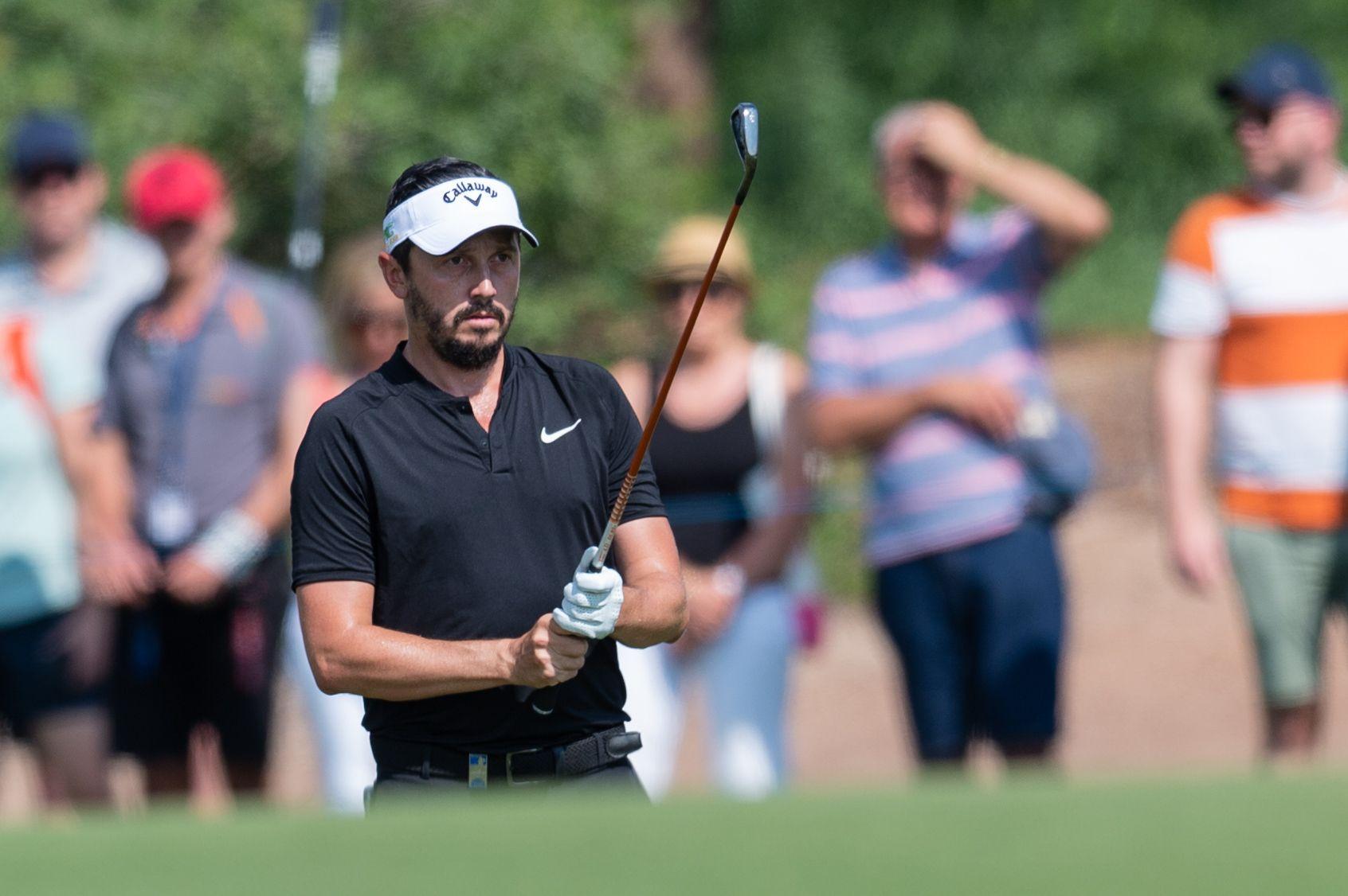 Golf - Tour européen - Mike Lorenzo-Vera : « Je deviens plus fort dans la tête, c'est ça ma fierté »