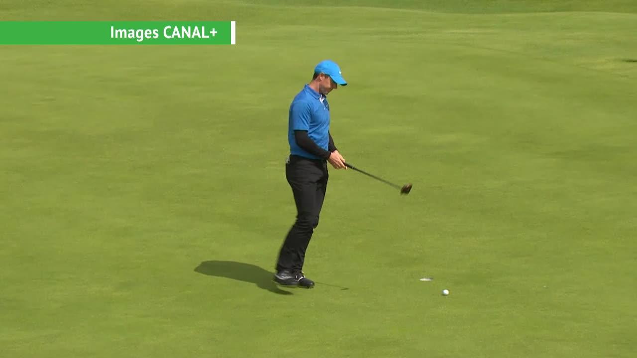 Golf - Tournois majeurs - Open britannique : McIlroy en plein cauchemar