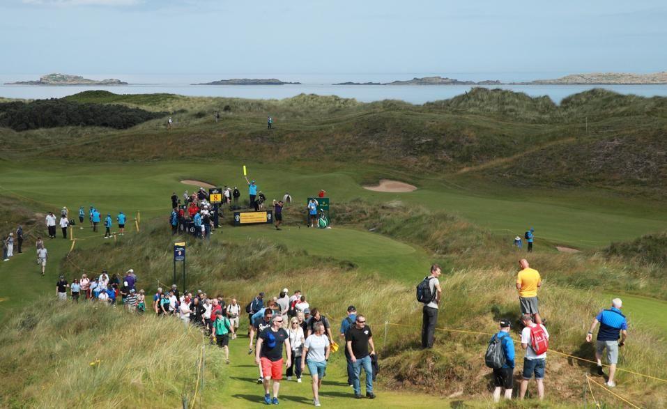 Golf - Tournois majeurs - Open britannique : Portrush, 68 ans d'attente...